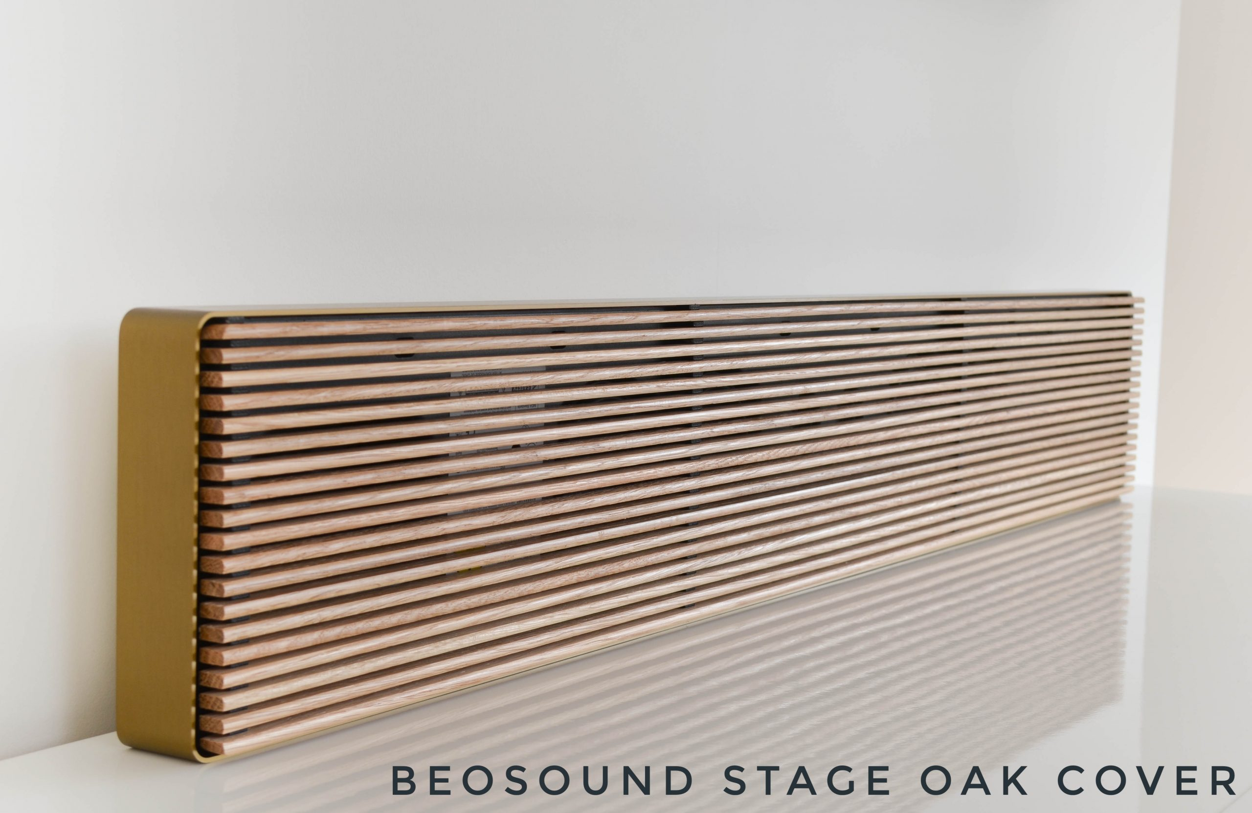 Bang & Olufsen Beosound Stage Oak Cover Fret
